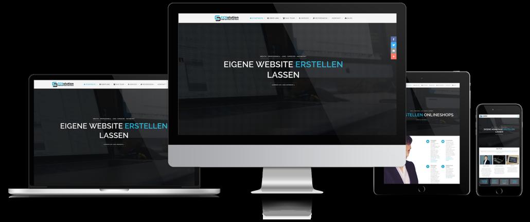 Eigene Homepage Erstellen Lassen Eine Homepage Erstellen